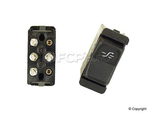 Mercedes Sunroof Switch - Genuine Mercedes 0008206310