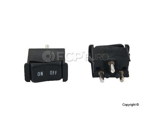 Mercedes A/C and Heater Control Switch - Genuine Mercedes 0008207910