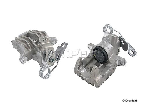 VW Audi Brake Caliper Rear Left (Passat A6 A4) - Lucas 8E0615423