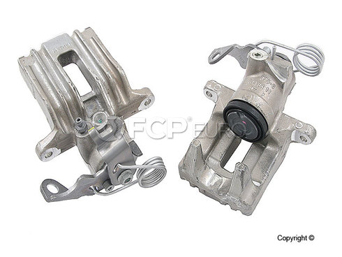 VW Audi Brake Caliper Rear Right (Passat A6 A4) - Lucas 8E0615424