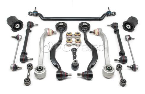 BMW Control Arm Kit 16-Piece (E28 E24) - Lemforder E2816Piece-L