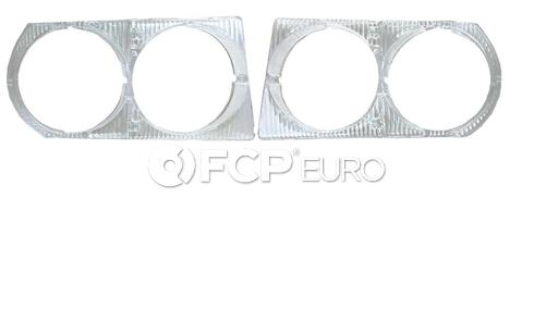 Mercedes Headlight Door Set (W107) - URO Parts 1078260489RHLH
