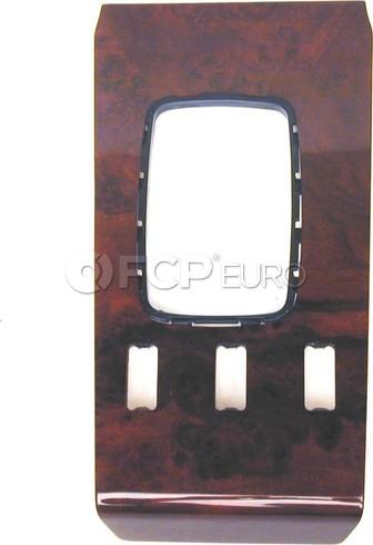 Mercedes Shift Console Burl Wood (380SL) - URO Parts WK107BC4