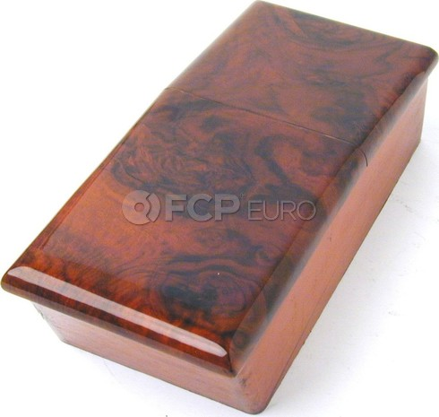 Mercedes Console Box Burl Wood (380SL 380SLC 450SL 450SLC 560SL) - URO Parts CB107B