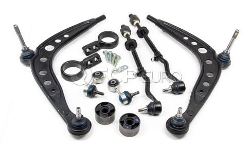 BMW Control Arm Kit 9-Piece (E30) - Meyle E309Piece-MY