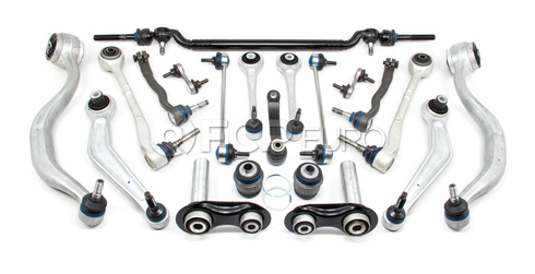 BMW Suspension Kit Front and Rear (540i M5 E39) - Meyle 540E3922PIECE-MY