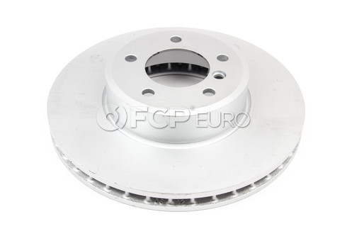BMW Disc Brake Rotor Front - Genuine BMW 34116753221OE
