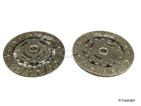 BMW Clutch Friction Disc (228mm) - Sachs 1861661032