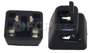 Mercedes Sun Visor Bracket (Black) - ESI 12681000129051