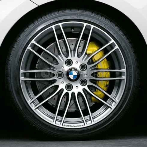 BMW Performance Wheel (128i 135i) - Genuine BMW 36116781042