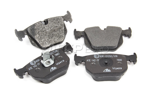 BMW Disc Brake Pad Set Rear  - ATE D936A
