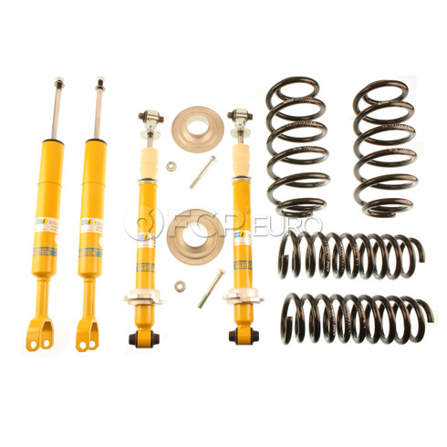 Audi Suspension Kit Front and Rear (A4 Quattro) - Bilstein 46-189110