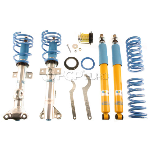 Mercedes Suspension Kit Front and Rear (SLK350 SLK300 SLK280) - Bilstein 48-116077