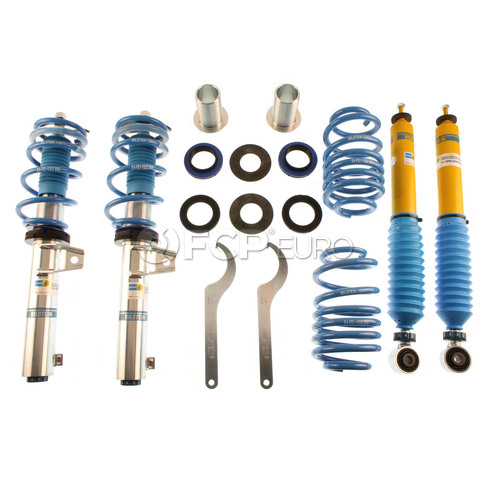 Audi Suspension Kit Front and Rear (TT TT Quattro) - Bilstein 48-138864