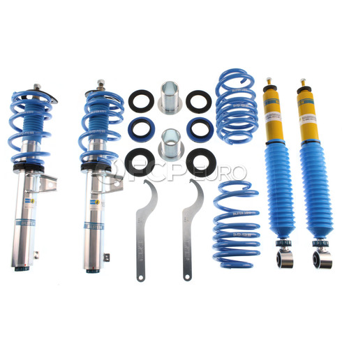 VW Suspension Kit Front and Rear (Golf GTI) - Bilstein 48-158176