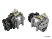 Jaguar A/C Compressor (S-Type) - Behr AJ812568