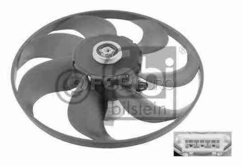 VW Cooling Fan Motor (Passat) - Economy 3A0959455B