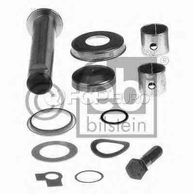 VW Steering Swing Lever Shaft Kit (Transporter Campmobile) - Febi 01633