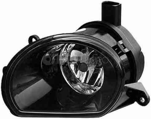 Audi Fog Light Assembly Left (A3) - Hella 8P0941699A