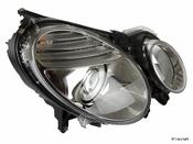 Mercedes Headlight Assembly - Hella 2118203461