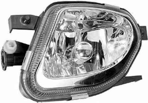 Mercedes Fog Light Assembly Left (E320) - Hella 2118200556