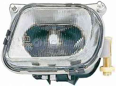 Mercedes Benz Fog Light Left - Hella 2108200156