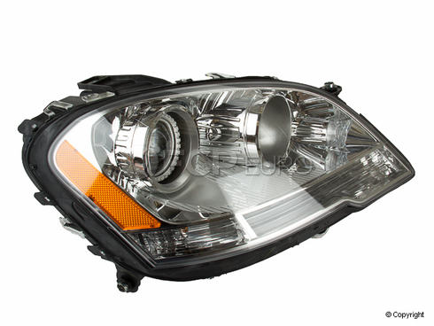 Mercedes Headlight Assembly Right (ML320 ML350 ML550 ML63) - Hella 1648207661