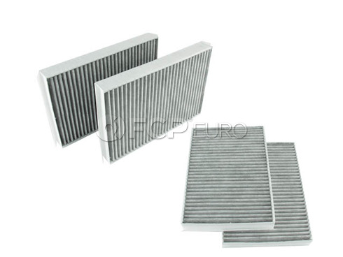 Mercedes Cabin Air Filter Set - Micron Air 2218300018