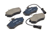 Audi Brake Pad Set - Bosch BP290