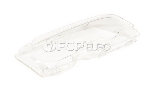 BMW Halogen Headlight Lens Right (E46) - Magneti Marelli 63128382192