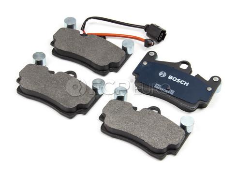 Audi VW Porsche Disc Brake Pad Set (Q7 Touareg Cayenne) - Bosch 7L0698451H