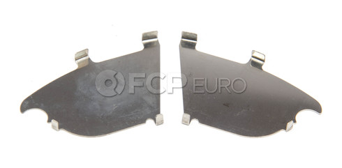 Volvo Brake Pad Shim Set Front - Genuine Volvo 272187