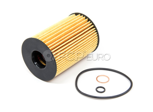 BMW Engine Oil Filter Kit - Genuine BMW 11427583220