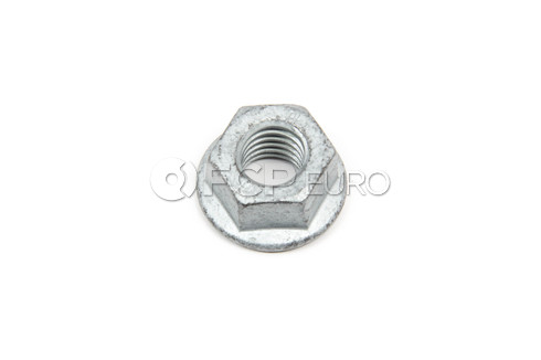 BMW Hex Nut with Flange - Genuine BMW 33306760587