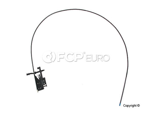 BMW Sunroof Cable Left (E30) - Genuine BMW 54121933749