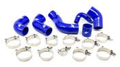 Volvo Silicone Intercooler Hose Kit Blue (850 S70 V70 C70) - Mishimoto MMHOSE-VOL-97TBL