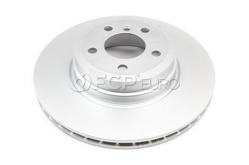 BMW Brake Rotor Rear - Zimmermann 34216793246