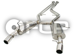 BMW Exhaust System Kit (335i 335xi) - aFe 49-36301