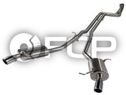 BMW Exhaust System Kit (535i) - aFe 49-36308
