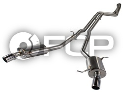 BMW Exhaust System Kit (535i) - aFe 49-36308