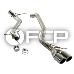 VW Exhaust System Kit (Jetta) - aFe 49-36401