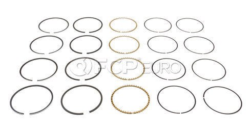Volvo Piston Ring Set (Standard)  - Grant C1651