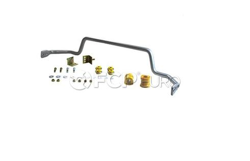 BMW Adjustable Sway Bar Front (E36) - Whiteline BBF39Z