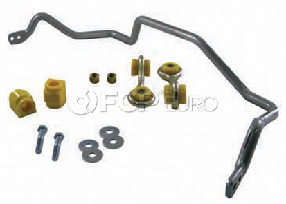 BMW Suspension Stabilizer Bar Assembly Rear - Whiteline BBR11Z