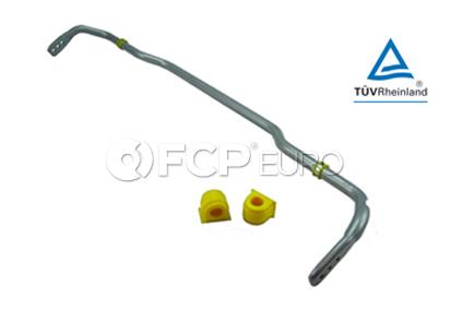 VW Audi Suspension Stabilizer Bar Assembly Rear - Whiteline BWR20XZ