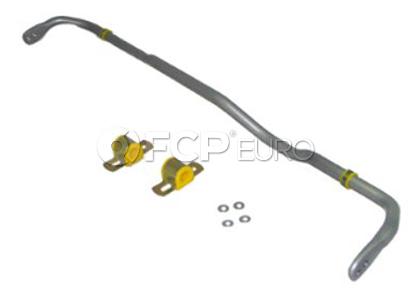 VW Suspension Stabilizer Bar Assembly Rear - Whiteline BWR21XZ