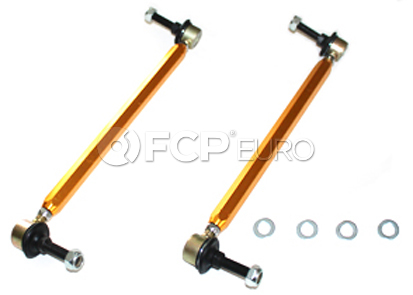 Mini Cooper Adjustable Sway Bar Link Kit - Whiteline KLC105