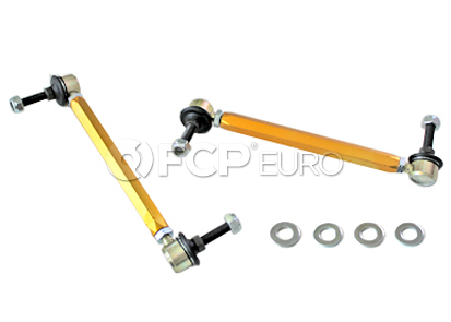 Mini Suspension Stabilizer Bar Link Rear (Cooper) - Whiteline KLC106
