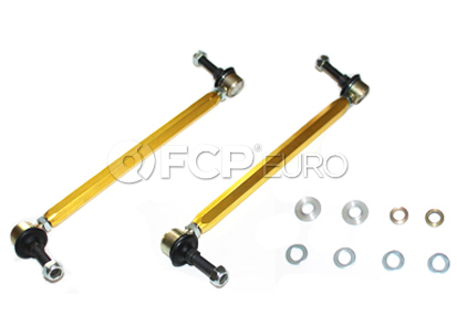BMW Sway Bar Link Kit Front - Whiteline KLC154
