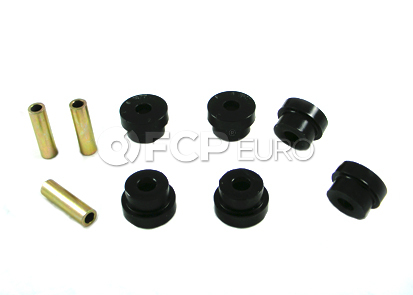Jaguar Rack and Pinion Bushing Kit (XJ12 XJS XKE) - Whiteline W11077